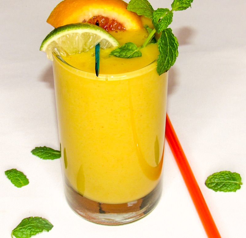 Spiced Paradise Smoothie